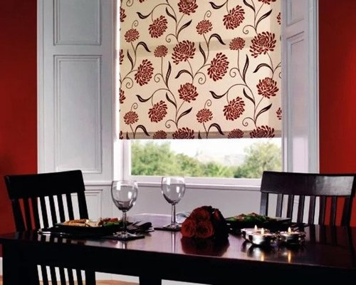 Alterations of roller blinds