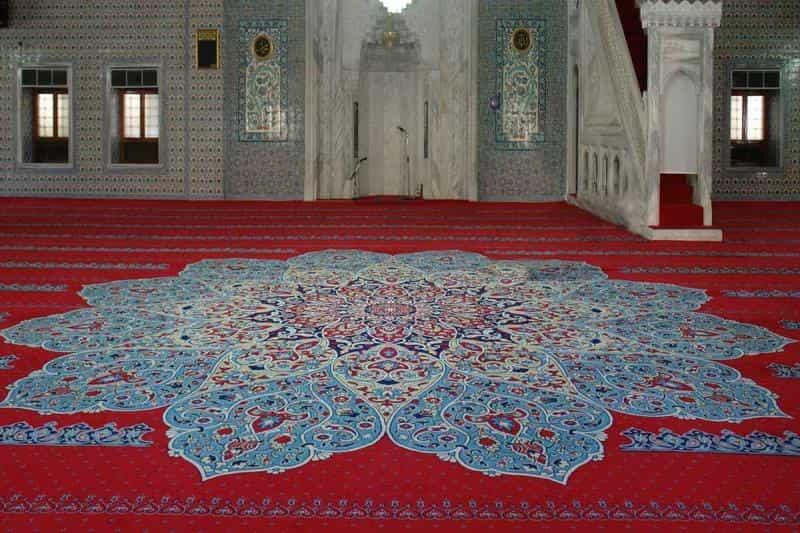 MOSQUE CARPETS ABU DHABI