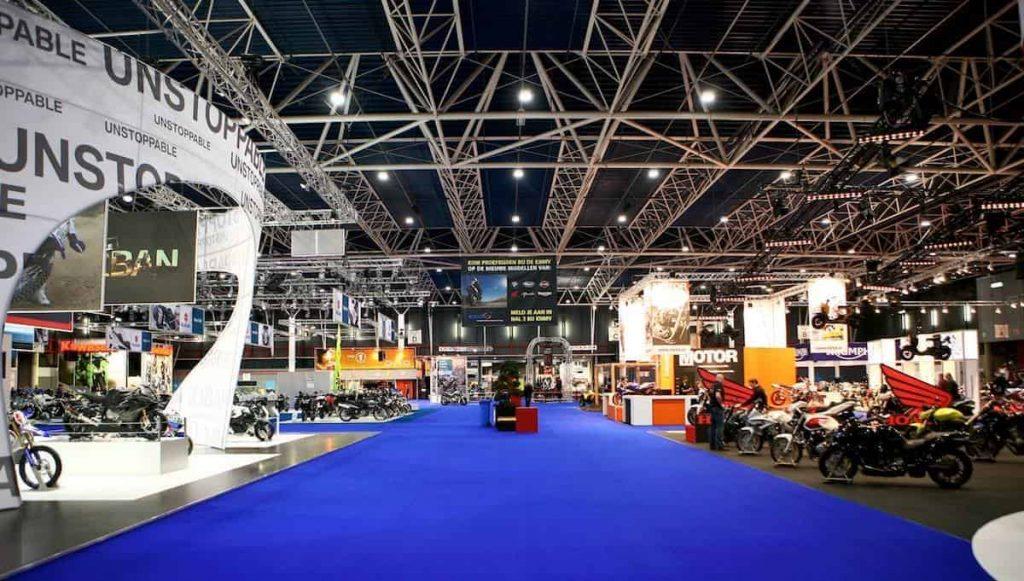 Exhibition Carpet Abu Dhabi
