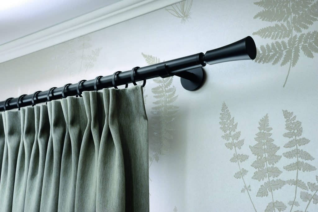 how to select curtain rods