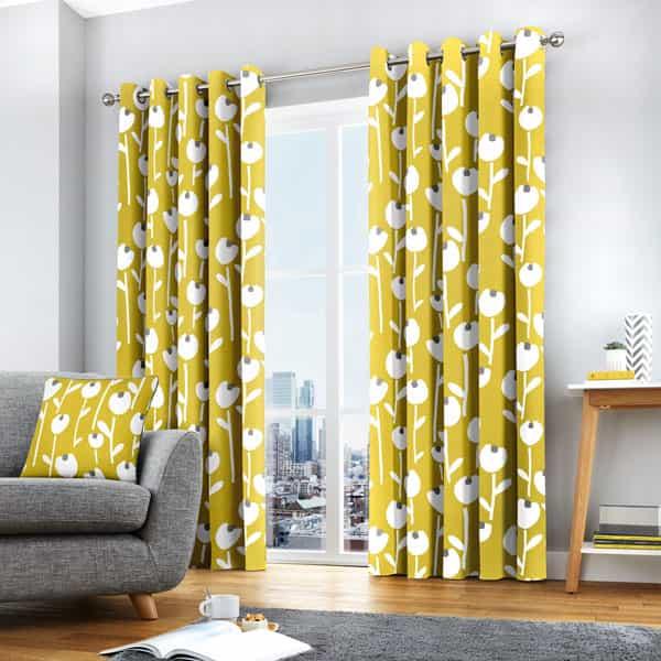 Eyelet Curtains Abu Dhabi