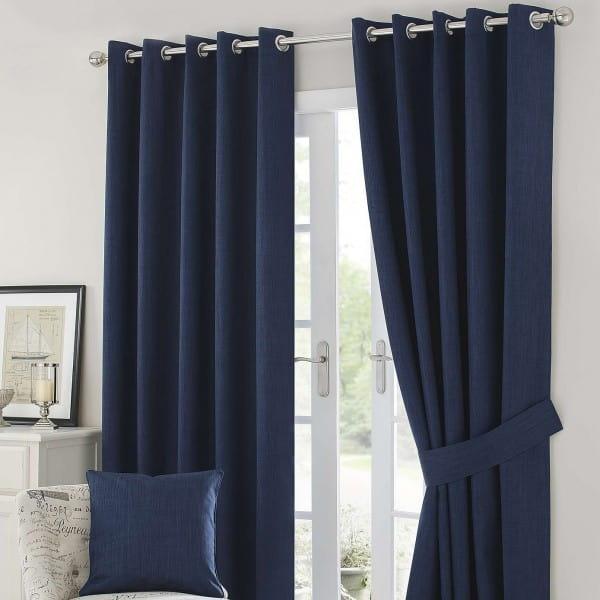 pure blackout curtains Dubai