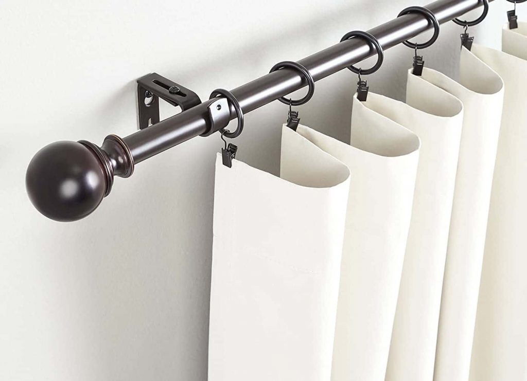 Conventional Curtain Rods