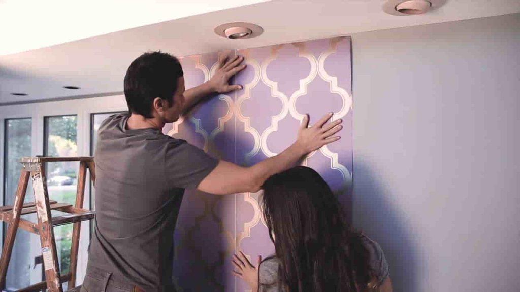 Wallpaper Fixing Abu Dhabi
