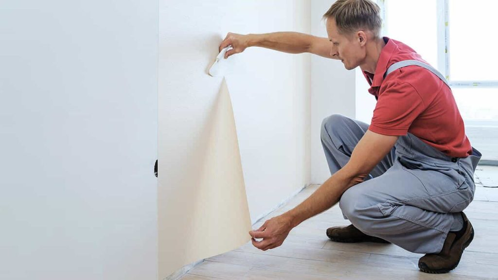 Wallpaper removal Abu Dhabi